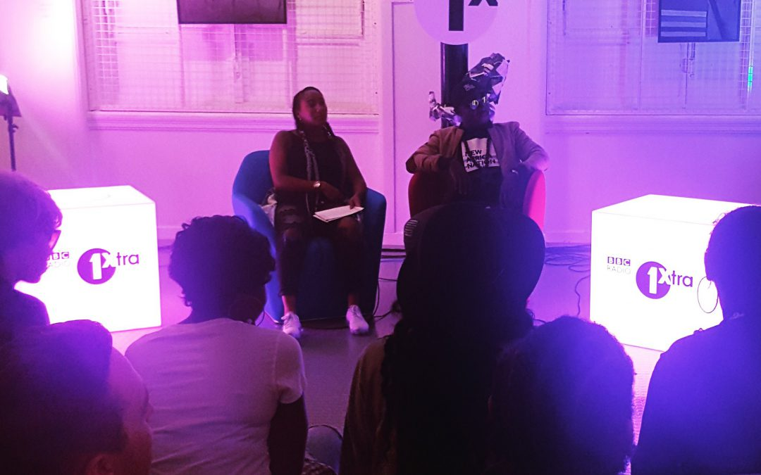 Women in Music: BBC Radio 1Xtra & Studio12 in Partnership