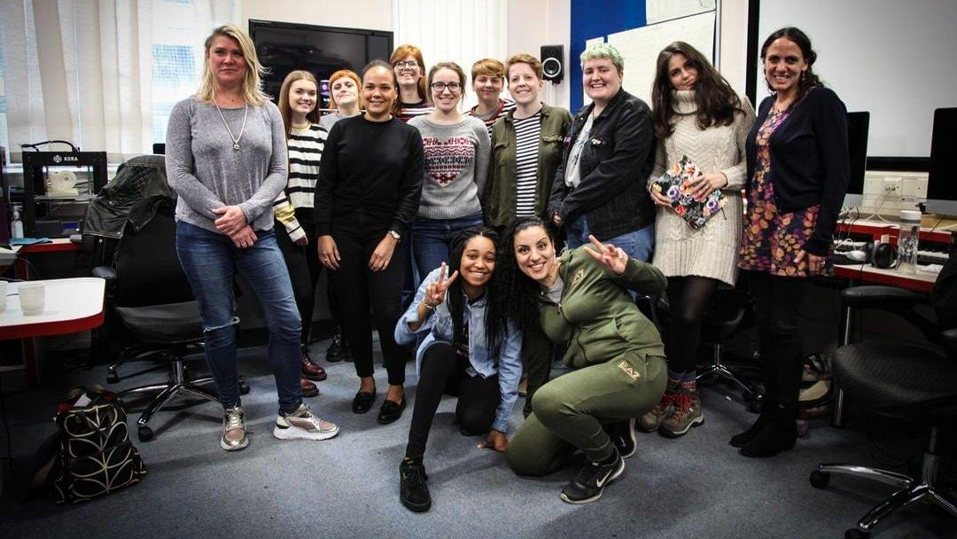Group image of Film Music workshop