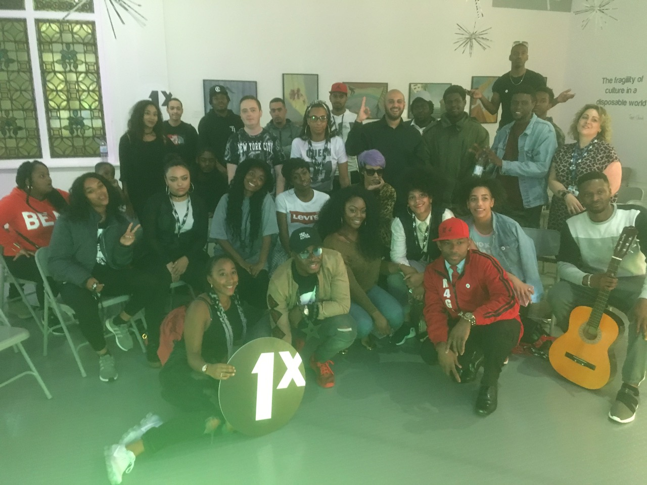 Image of 1Xtra Women in Music Group at Studio12