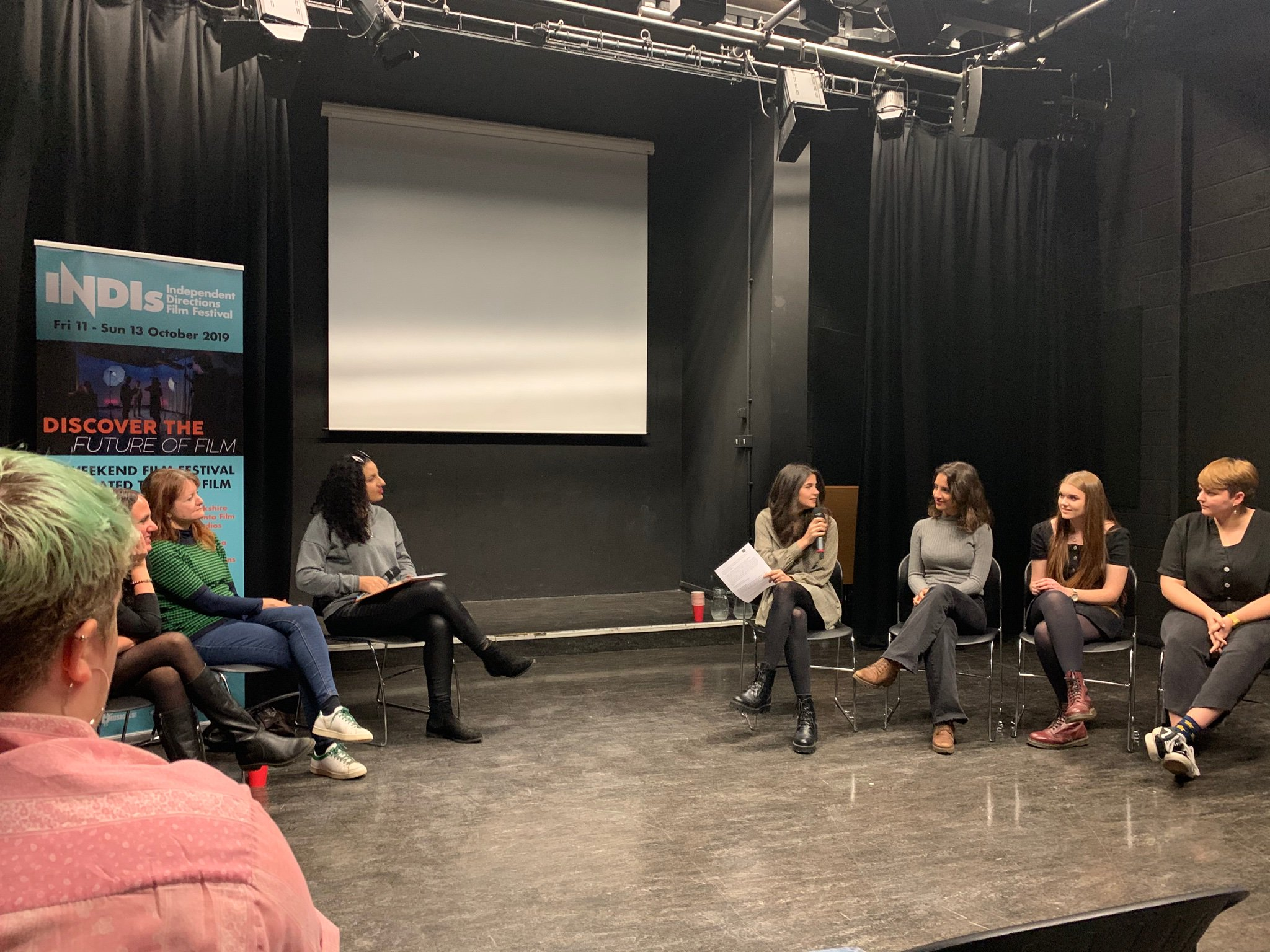 Panel Discussion Leeds International Festival Film Music
