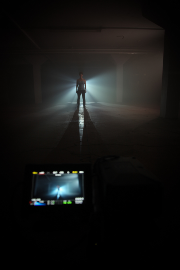 Set image of the opening scene